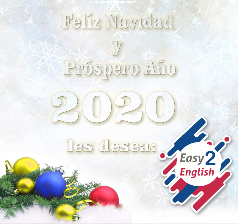 Easy2english - Feliz Navidad